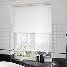 Nano Double Ultra White & Atlas Cloud%20from%20Blinds%20Online