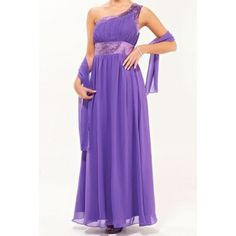 Era Boutique Eva Long Evening Dress - Purple  Sizes From UK6 - UK28 Our Price From £94.99