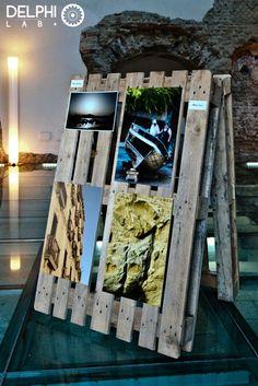 Allestimento Mostra/Premiazione Concorso Fotografico ''Pozzuoli ieri,oggi e domani'', Pozzuoli, 2012 - DelphiLAB+ Laboratorio d'Architettura