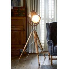 Hollywood Studio Floor Lamp | Rivièra Maison