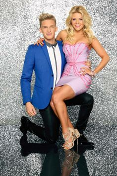 #DWTS Season 18 - Cody Simpson and Witney Carson