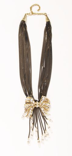 CHANEL NECKLACE @Michelle Coleman-HERS