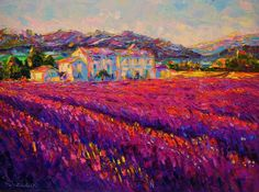 Fragrances of Provence (SOLD)