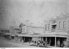 Main Street, Kapunda 1871