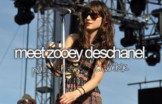 meet zooey deschanel.