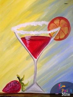 194 best paint nite images canvases watercolor painting canvas art - Buffalo grill ticket restaurant ...