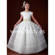 Vestido Comunión Marla 2012-13 B131