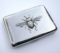 bee cigarette case