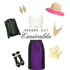 """Modern Day Esméralda"" by heatherandlace on Polyvore"