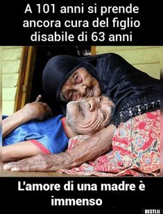 She is 101 years old and still takes care of her disabled son who's A mother's love is just priceless. Vieux Couples, Old Couples, Grow Old With Me, Growing Old Together, Old Age, Forever Love, People Of The World, Real People, Faith In Humanity