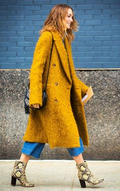 The Ankle Boots Every Fashion Girl Will Own This Spring via @WhoWhatWear