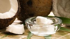 coconut oil -----Learn more about how this very fatty ingredient can be beneficial to your health.