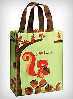 For all my Alpha Gams who love their squirrel stuff!