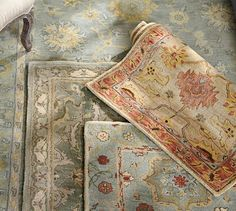 Maren Persian Style Rug Potterybarn