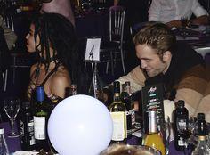 Robert Pattinson and FKA twigs Reunite at the 2015 MOBO Awards  FKA Twigs, Robert Pattinson