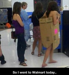 Meanwhile At Wal Mart (be afraid, be very afraid) – 25 Pics