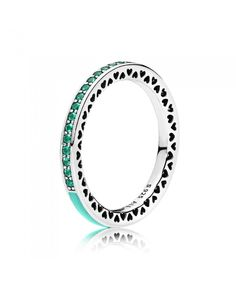 Mint Radiant Hearts Of PANDORA Ring 191011nrg Spring Pandora special launch, absolutely authentic. Welcome.