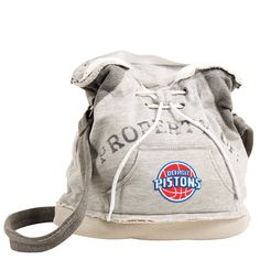 Detroit Pistons NBA Property Of Hoodie Duffel