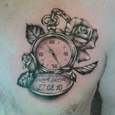 """Résultat de recherche d'images pour """"clock tattoo drawing"""""""