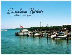 Barcelona Harbor Boats in Westfield, NY