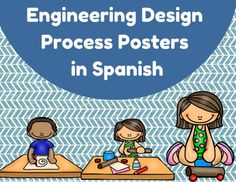 Engineering Design Process Posters in Spanish (Proceso de diseo de ingeniera)This product is in Spanish (only)Included in this Product: 1- Title Poster7 posters- Preguntar, Imaginar, Planear, Disenar, Crear, Probar, Mejorar y Presentar7 posters- Preguntar, Imaginar, Planear, Disenar, Crear, Probar, Mejorar y Presentar (With Yo puedo...)7 posters- Preguntar, Imaginar, Planear, Disenar, Crear, Probar, Mejorar y Presentar with questions and/or steps to help students thru.