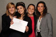 Diplômées de l'ISIT