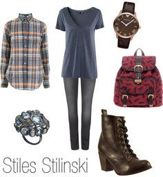 Stiles Stilinski--Look at this!!