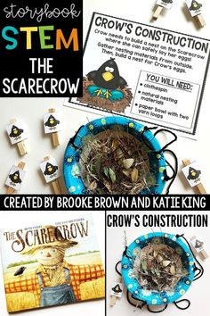 Storybook STEM The Scarecrow