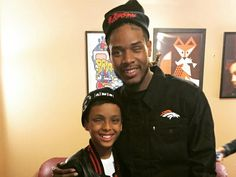 Fetty Wap Meets Child With Retinoblastoma   Fetty Wap met with the child that was inspired by him at a concert last week at the Fillmore Auditorium in Denver. Jayden Burgoswas bornwithretinoblastoma which is a form of eye cancer and when hesaw Fetty Wap without his eye and was inspired to go to school without a prosthetic eye. Burgos now 11-years-old lost his eye before his first birthday according to Daily Mail and Fetty Waplost his eye as a child to glaucoma. Burgos' motherBrenda Vaden…