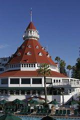 Coronado Island - Hotel Del!!! Fabulous!!