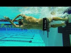 Fast Swimming Techniques - Freestyle Flip Turn - The Flip - YouTube