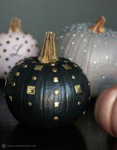 Pumpkins wit charm