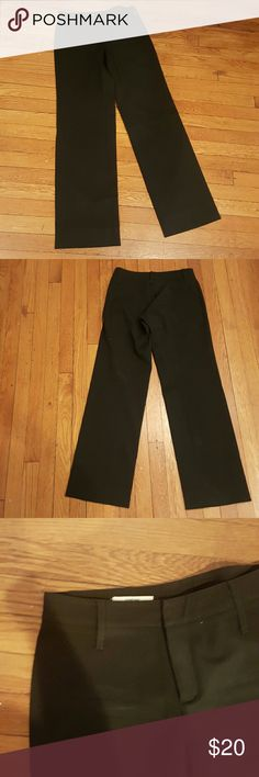 VERTIGO PARIS SIZE 4 BLACK PANTS VERTIGO PARIS SIZE 4 MADE IN FRANCE BLACK PANTS DRESS SLACKS Vertigo Paris Pants Trousers