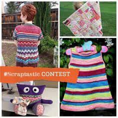 Get Scrappy: Enter to Wins #Scraptastic Contest