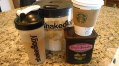 I love adding cold leftover coffee to my Chocolate Shakeology so here's a recipe for those of you that use Vanilla Shakeology! Ingredients 1 scoop of Vanilla Shakeology 8oz. cold coffee 1 tsp unsweetened cocoa powder 8-10 ice cubes Directions Add all ingredients to the blender and Enjoy! Share this: