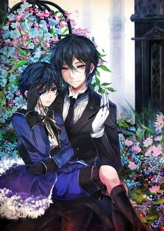 Black Butler by LuluSeason