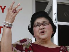 When it comes to former First Lady Imelda Marcos, there are about as many myths as there are facts. Ferdinand, People Power Revolution, Philippine Army, President Of The Philippines, Filipiniana, She Is Gorgeous, Power To The People, Facts
