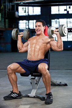 The Complete Upper-Body Dumbbell Workout | Muscle & Performance