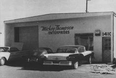 Pictures Of Old Garages And Speed Shops In The 50 S 60 S