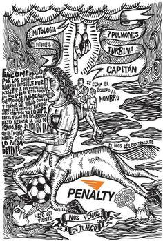Penalty: Soccer Mythology, 5
