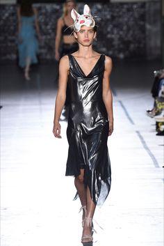 Sfilata John Galliano Parigi - Collezioni Primavera Estate 2017 - Vogue