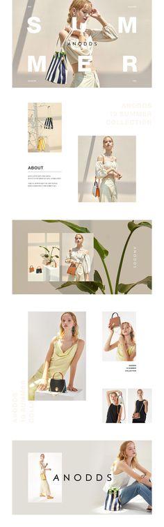Site Web Design, Web Design Trends, Email Design, Website Design Inspiration, Graphic Design Inspiration, Web Layout, Layout Design, Newsletter Design, Photoshop Design