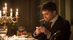 Daniel Radcliffe as a young Bulgakov in a Young Doctor's Notebook The Great Doctor, A Young Doctor's Notebook, Second Empire, Tv Reviews, Daniel Radcliffe, Film Stills, Favorite Person, Fandoms, Films