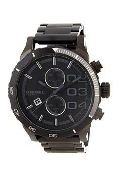 945a2e28ff1f Men s Double Down Chronograph Bracelet Watch by Diesel on  nordstrom rack Double  Down