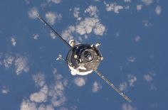 Russian Spaceship Named Progress to Crash Back to Earth on Friday | Business | The Moscow Times