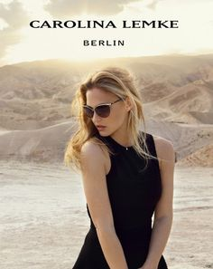 Carolina Lemke Women's Sunglasses 2013-2014