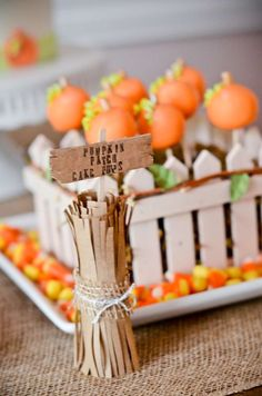 Halloween Tablescape for Kids Birthday Party Ideas | Photo 10 of 26 | Catch My Party