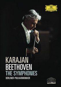 BEETHOVEN Symphonien 1 - 9 - Karajan - Deutsche Grammophon