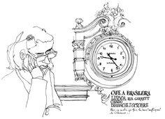 Album - Portugal - xavier boutin dessins
