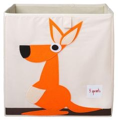 Storage Box - Kangaroo
